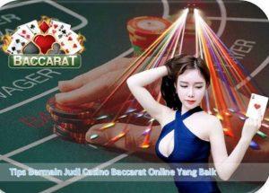 tips judi casino Baccarat online Maxbet